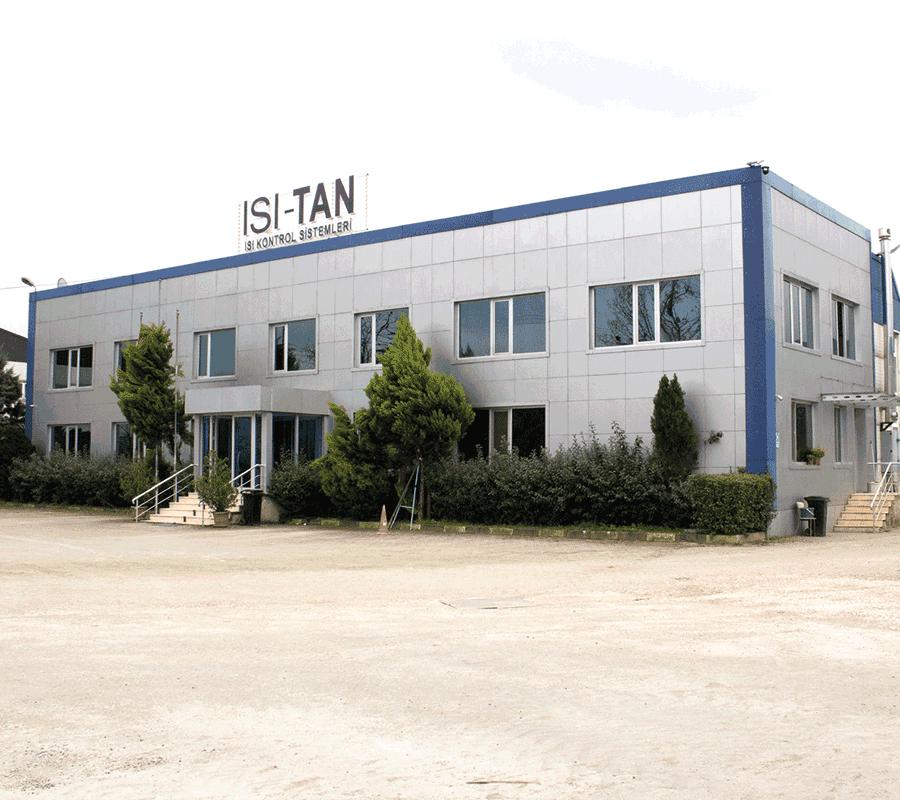 ısıtan fabrika fotoğrafı